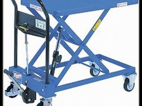 をくだ屋技研 油圧式昇降台車 LT-H150-7 買取しました。