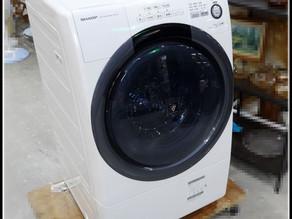 SHARP ドラム式洗濯機 ES-S7B 買取しました。