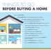 13 Things to do BEFORE you buy a home.