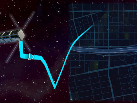 GNC: al volante de un viaje espacial