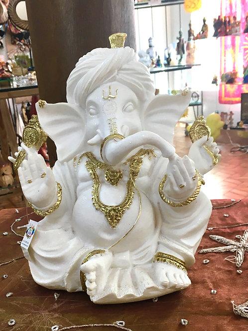 Deus Ganesha Branco