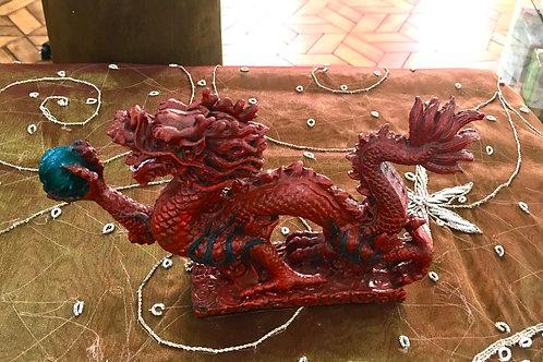 Dragão Chines Vermelho