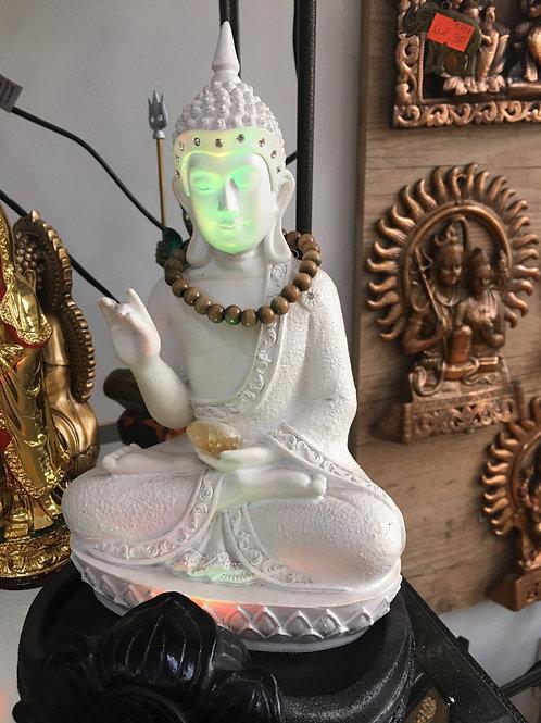 Luminária Buda Led 26cm