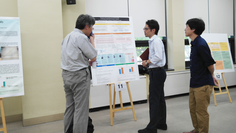 Student poster