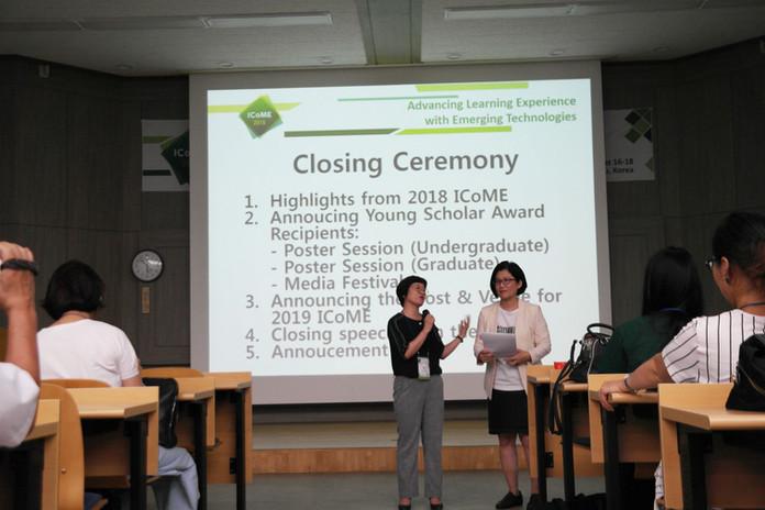 Presentation award