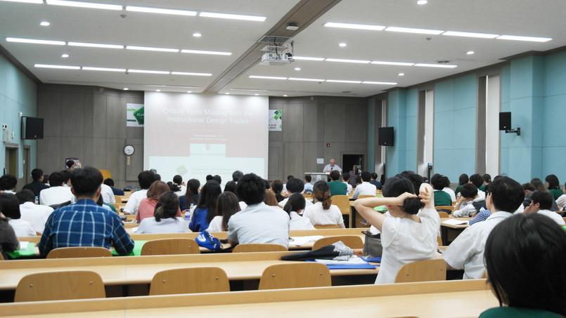Keynote speech: Dr. Molenda
