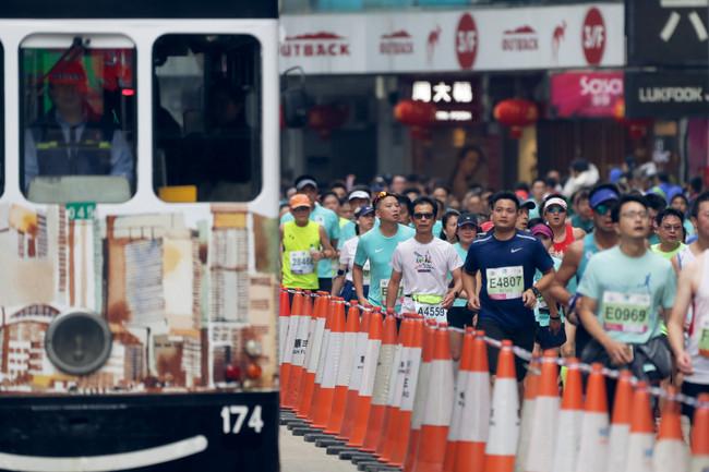 Standard Chartered Hong Kong Marathon 2019