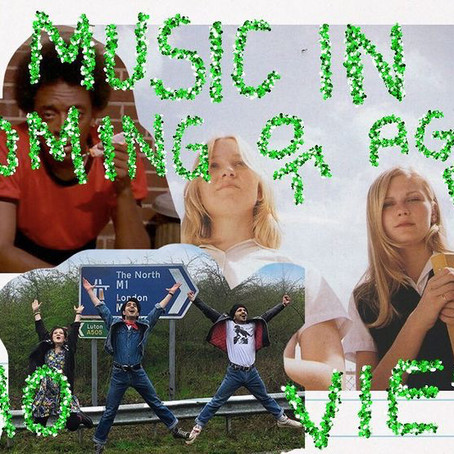 Music to Grow to: The Soundtracks of Coming of Age Music