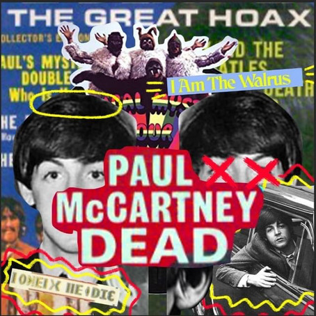 CONSPIRACY THEORY: The Death of Paul Mccartney