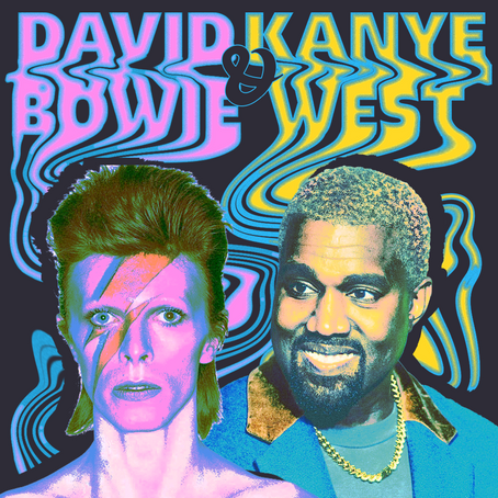 CONSPIRACY THEORY: Bowie predicted Kanye
