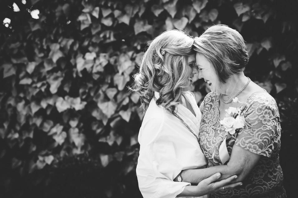 Elsali & Jerome | Morrels Wedding Boutique