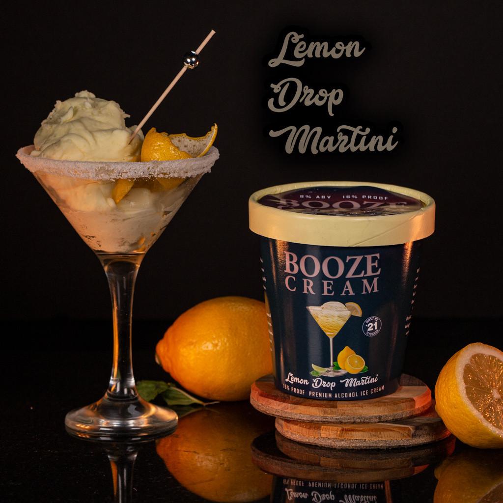 Lemon Drop Martini made with GREY GOOSE VODKA
