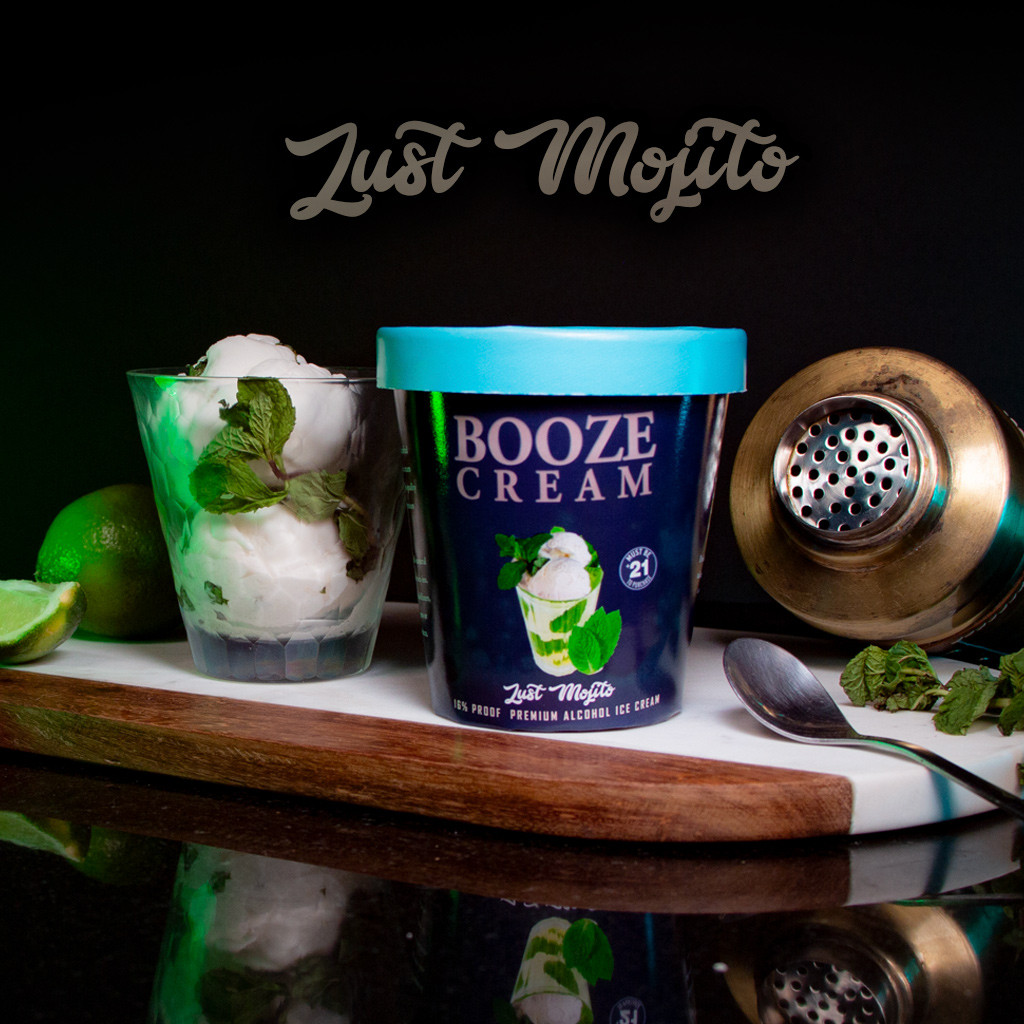 Just Mojito made with BACARDI SILVER RUM