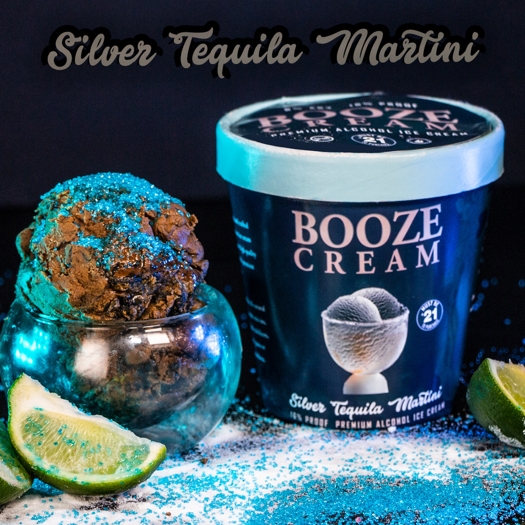 Silver Tequila Martini made with JOSE CUERVO ESPECIAL TEQUILA