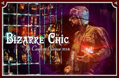 Nº 47 - BIZARRE CHIC