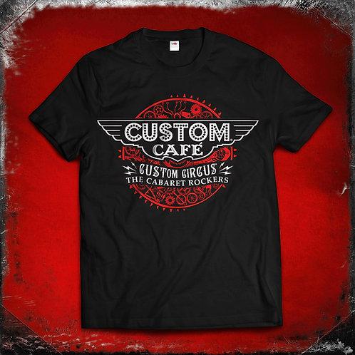 T-Shirt Custom Café Homem
