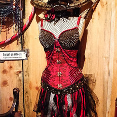 CORSET on WHEELS