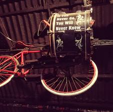 1MAN BLUES BICYCLE