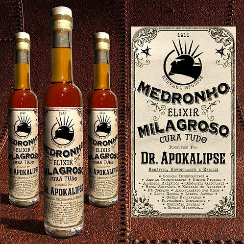 Licor de Medronho Dr.Apokalipse