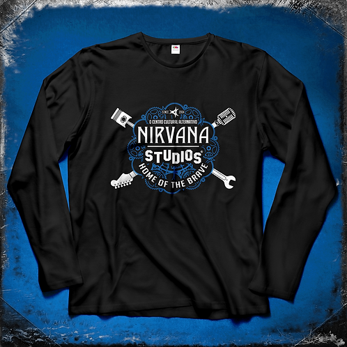 Long Sleeve Nirvana Studios