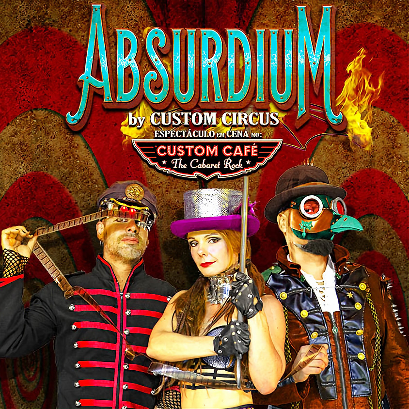 NirvanaGroup | Absurdium 16FEV2019