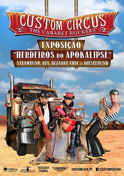 """Herdeiros do Apokalipse """"A Performance"""" 2016"""