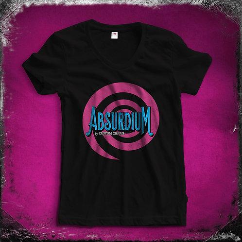 T-Shirt Absurdium Mulher