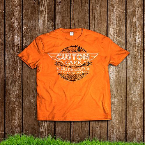 T-Shirt Custom Café  Kids