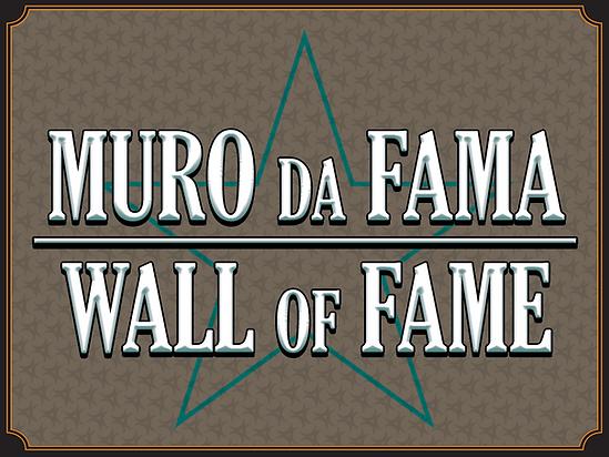 Muro da Fama