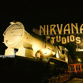 Chegada aos Nirvana Studios
