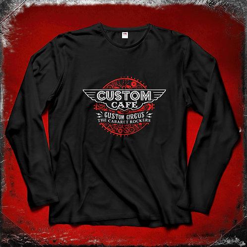 Long Sleeve Custom Café