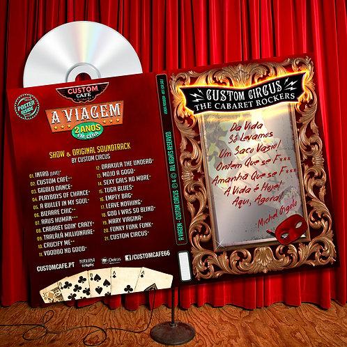 """CD Best Of """"A Viagem"""""""