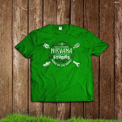 T-Shirt Nirvana Studios Kids