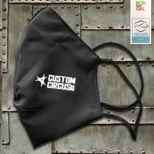 Máscara Têxtil Social Reutilizável