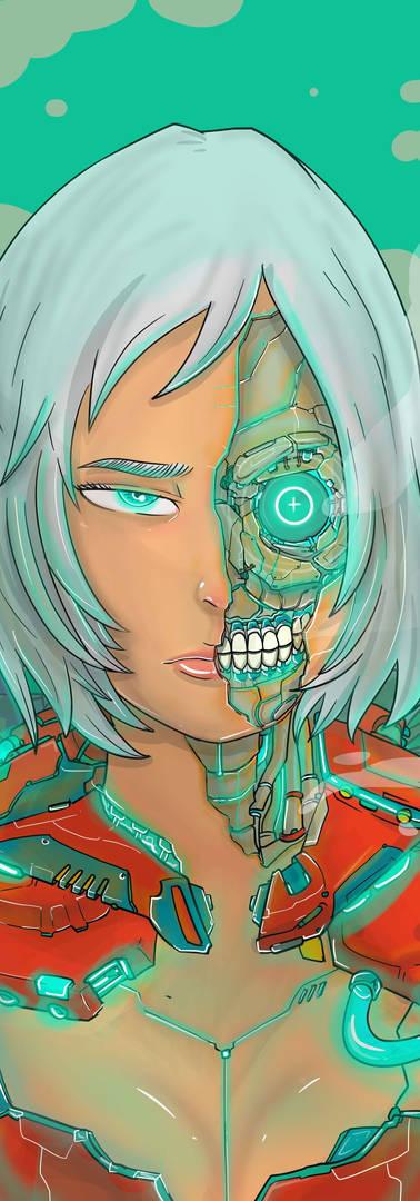 Cybernetics - @SethCGC X @Moshi.Dokyo