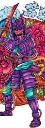 OtoSenshi Hybrid Samurai - @SethCGC X Harsimran