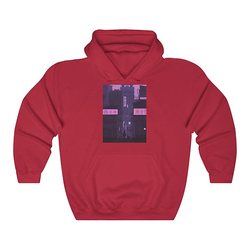Capital Dreams - SethCGC x @brossu_ Double Sided Unisex College Hoodie