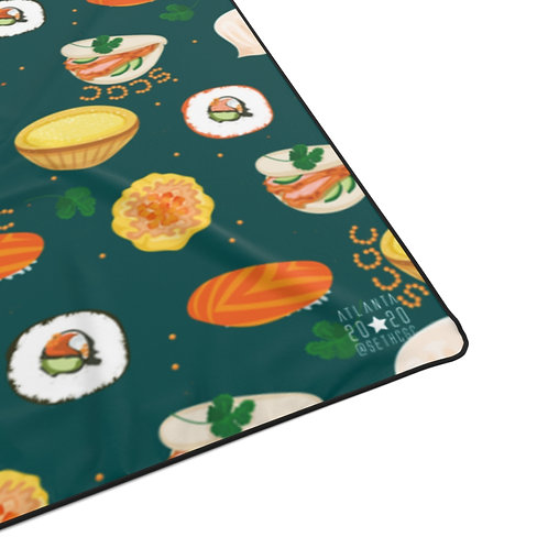 Dim-Sushi - @SethCGC's Comfy Everywhere Blanket!