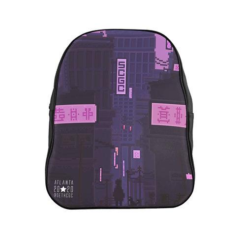 Capital Dreams - SethCGC x @brossu Full Print Quality Backpack