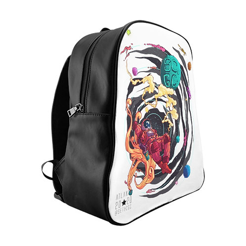 Pondering the Infinite @SethCGC x @Pritcee Full Print Quality Backpack