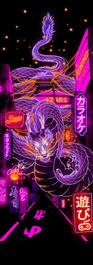 Tokyo Neon - @SethCGC x @The_Garint