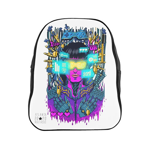 Immersion - @the_garint @SethCGC Full Print Quality Backpack