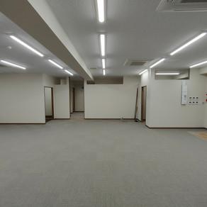 横浜-事務所内装工事