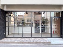 恵比寿-店舗内装工事