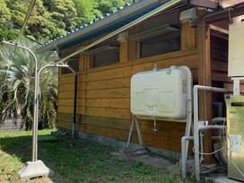 千葉県-研修施設 シャワー棟改修工事