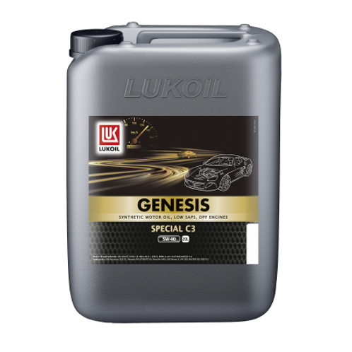 LLUKOIL GENESIS SPECIAL C3 5W- 40