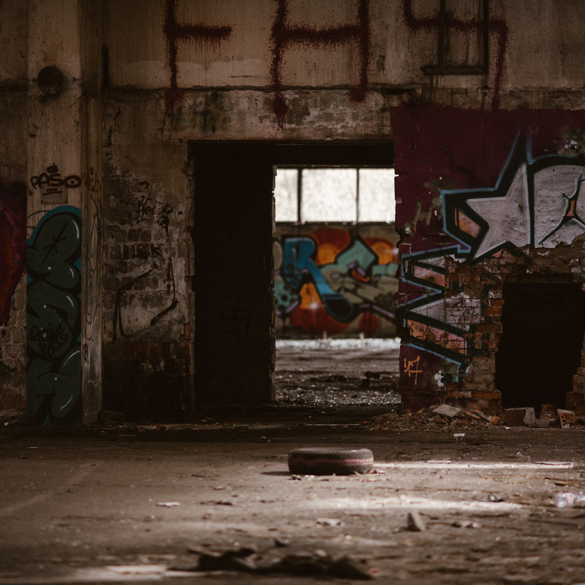 industrial photo location