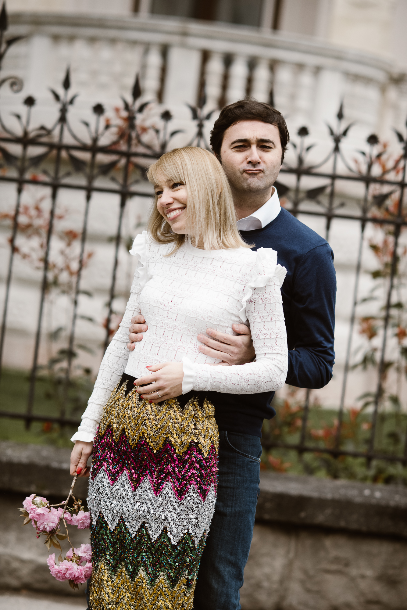 visit Budapest and have romantic photos by The Wedding Fox weddin photographer Budapest