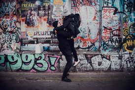 Lifestyle Wedding Photojournalism  | The Wedding Fox - documentary destination wedding photographer Berlin 7 Friedrichshain