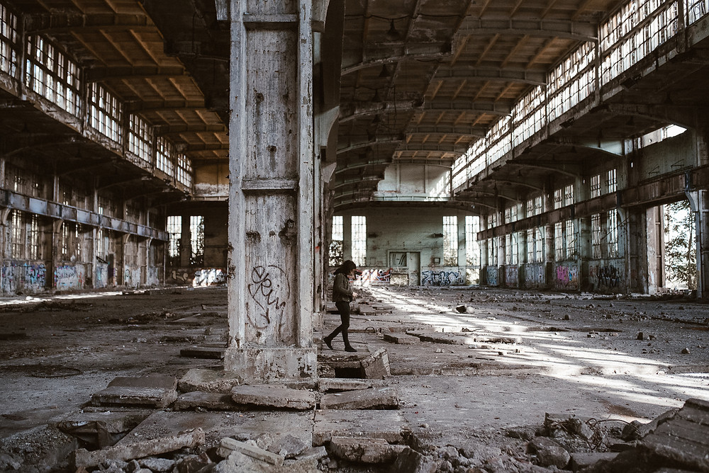 industrial wedding photography lovation